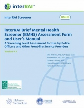 interRAI Brief Mental Health Screener (BMHS) Assessment Form and User's