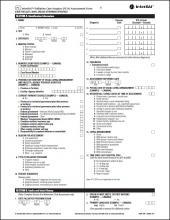 [PC-H] interRAI Palliative Care Hospice (PC-H) Assessment