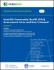 interRAI Community Health (CHA) Assessment Form and User's Manual