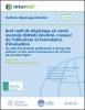 Bref outil de dépistage en santé mentale (BDSM) interRAI, manuel de l'utilisateu